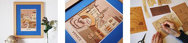 世界の街並みシリーズ「ヴェネツィア」
