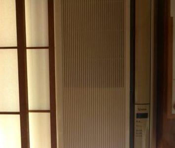 夢のエアコン生活!?